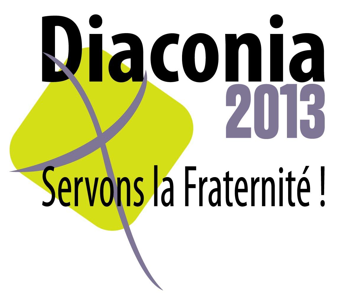 LA SOLIDARITE C'EST DIACONIA 2013