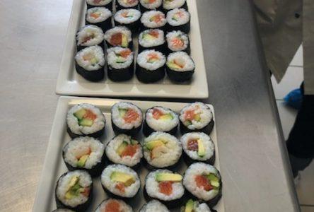 Le tatami des saveurs